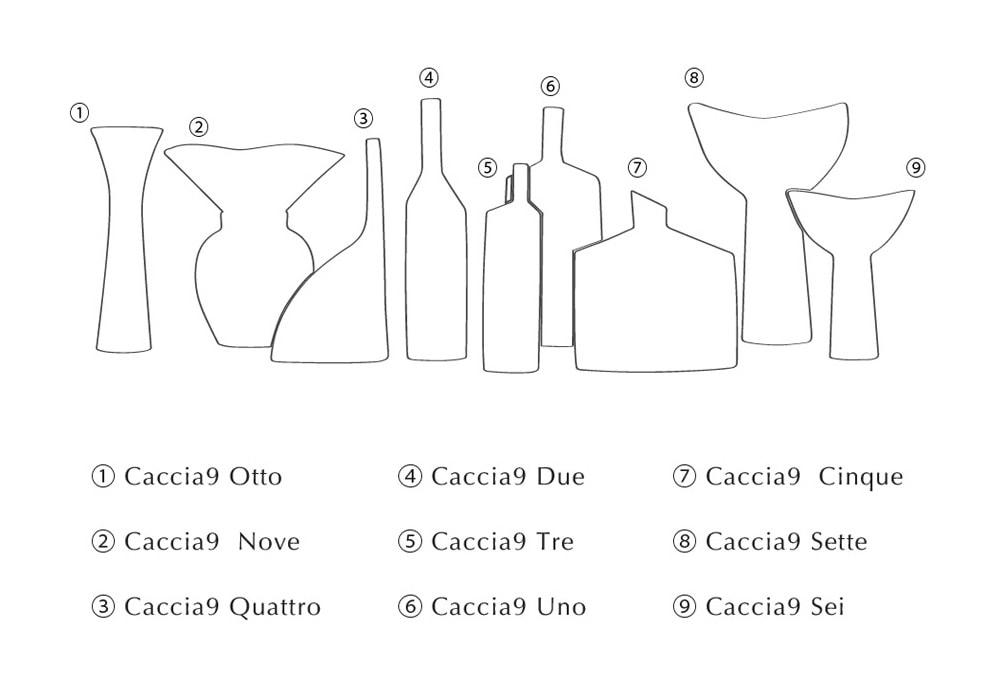 Caccia9 シリーズのイメージ写真02