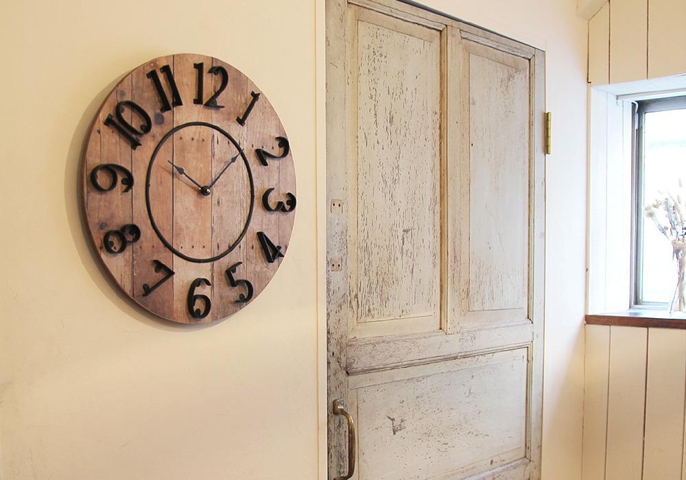 BARREL CLOCKのイメージ写真01