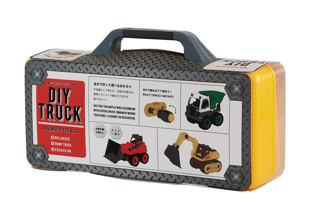 DIY TRUCK(ディーアイワイトラック)YELLOWのイメージ写真02