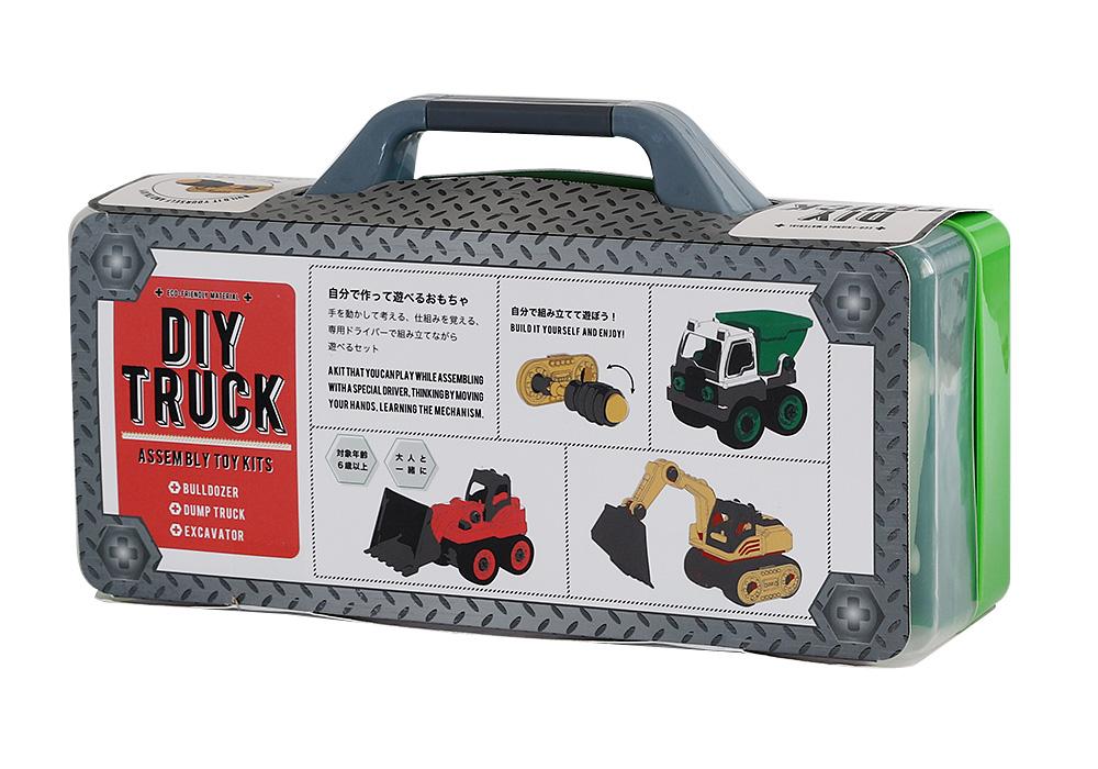DIY TRUCK(ディーアイワイトラック)GREENのイメージ写真02