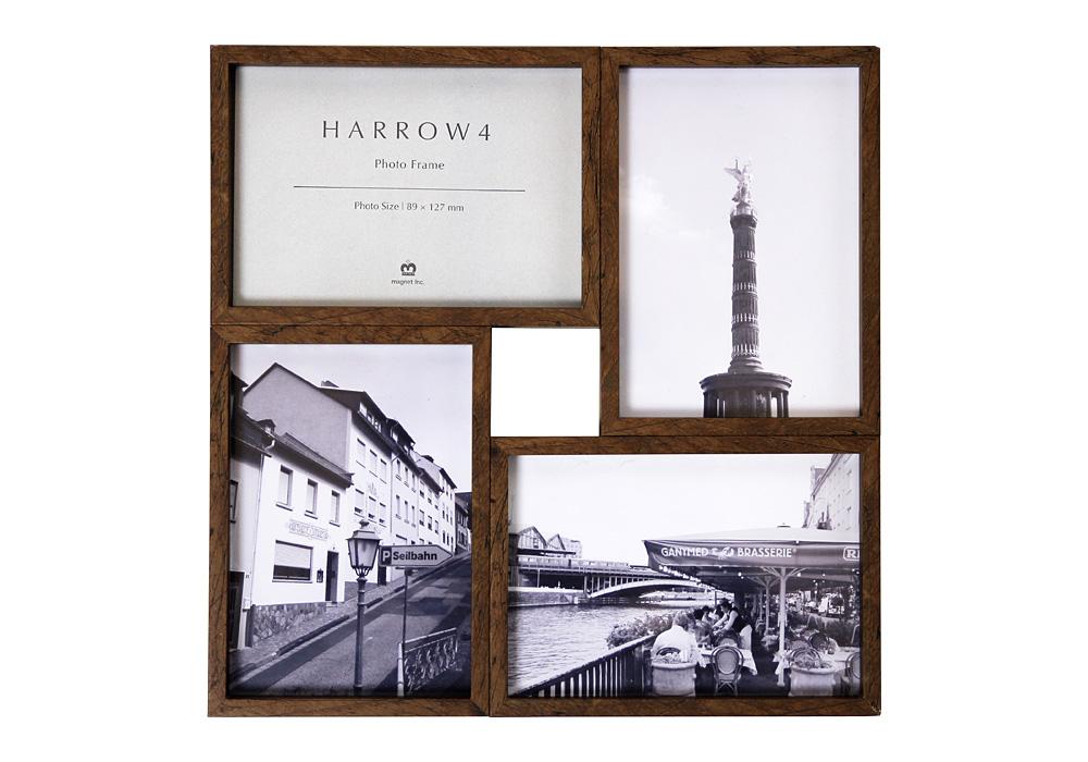 HARROW 4 WALNUTのイメージ写真01