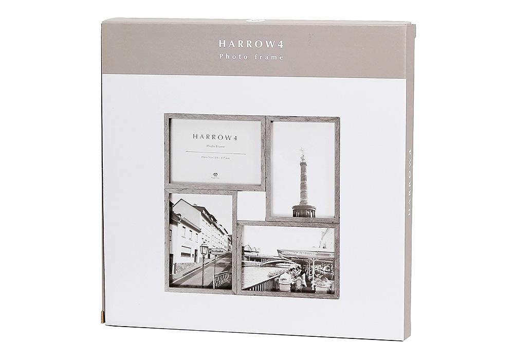 HARROW 4(ハロウ フォー)のパッケージ