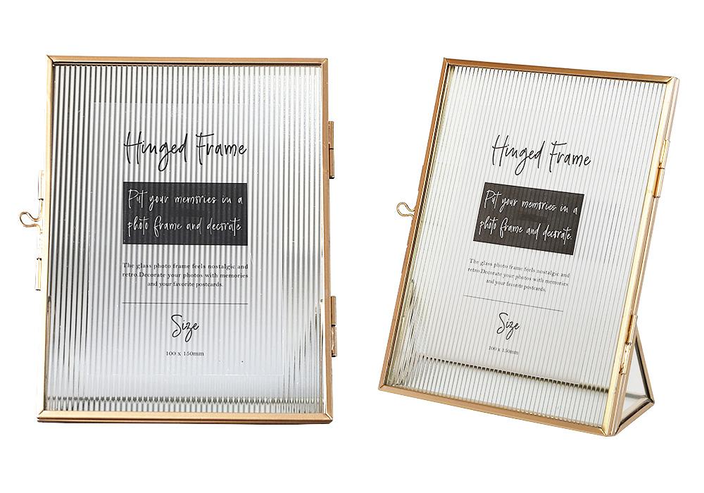 HINGED FRAME PINSTRIPE GDのイメージ写真01
