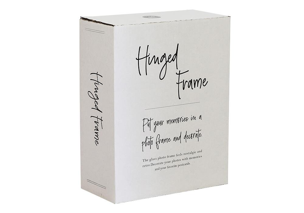 HINGED FRAMEのパッケージ