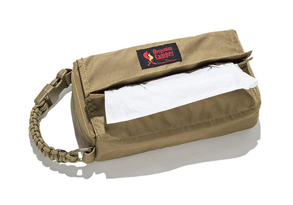 Box Tissue Case(ボックスティッシュ ケース)コヨーテのイメージ写真