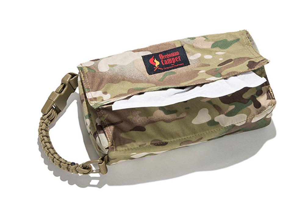Box Tissue Case(ボックスティッシュ ケース)マルチカモのイメージ写真