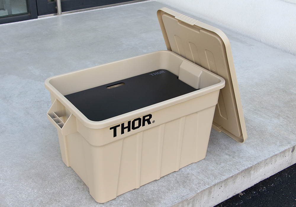 Bridge Board For Thor Large Totes 53L and 75L(ブリッジボード フォー ソー ラージトート 53L アンド 75L)Blackのイメージ写真04