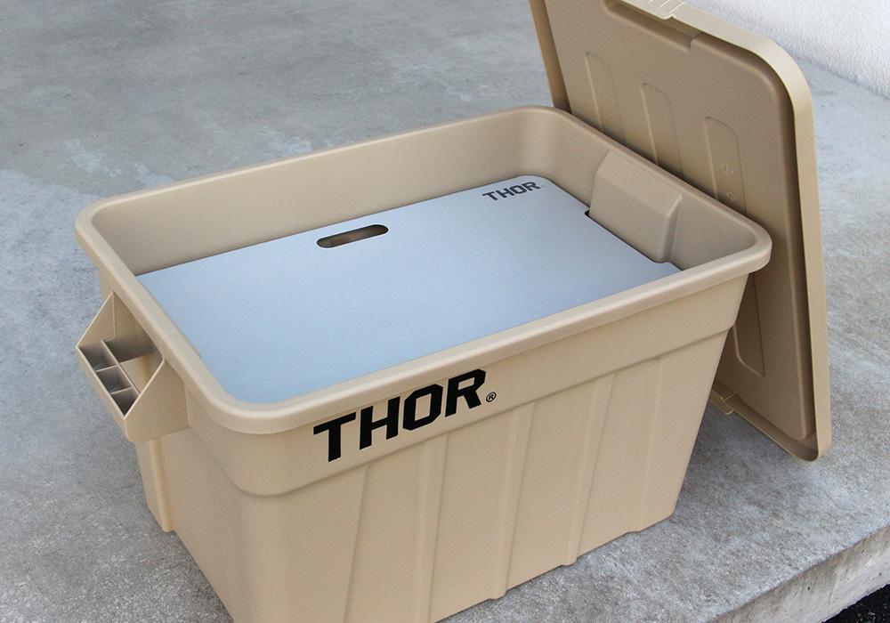 Bridge Board For Thor Large Totes 53L and 75L(ブリッジボード フォー ソー ラージトート 53L アンド 75L)Silverのイメージ写真04