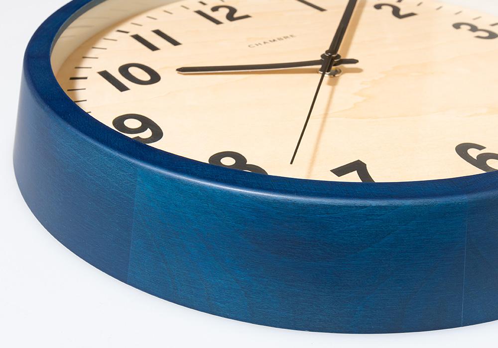CHAMBRE PUBLIC CLOCK(シャンブル パブリッククロック)NAVYのイメージ写真03