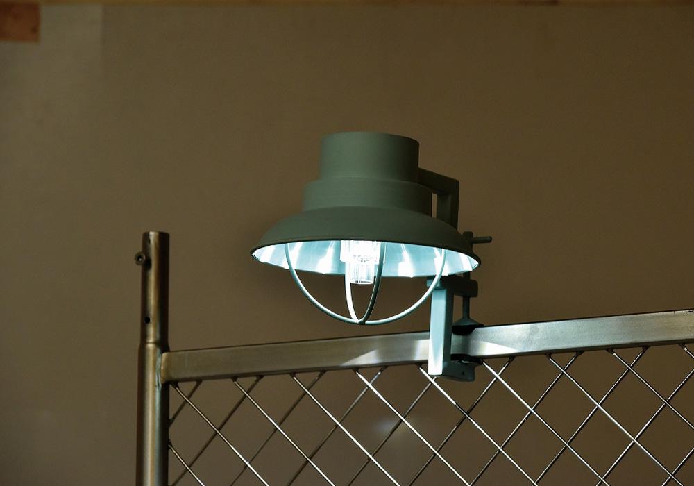 CLIP SOLAR LIGHT(クリップ ソーラー ライト)マリンブルーのイメージ写真02