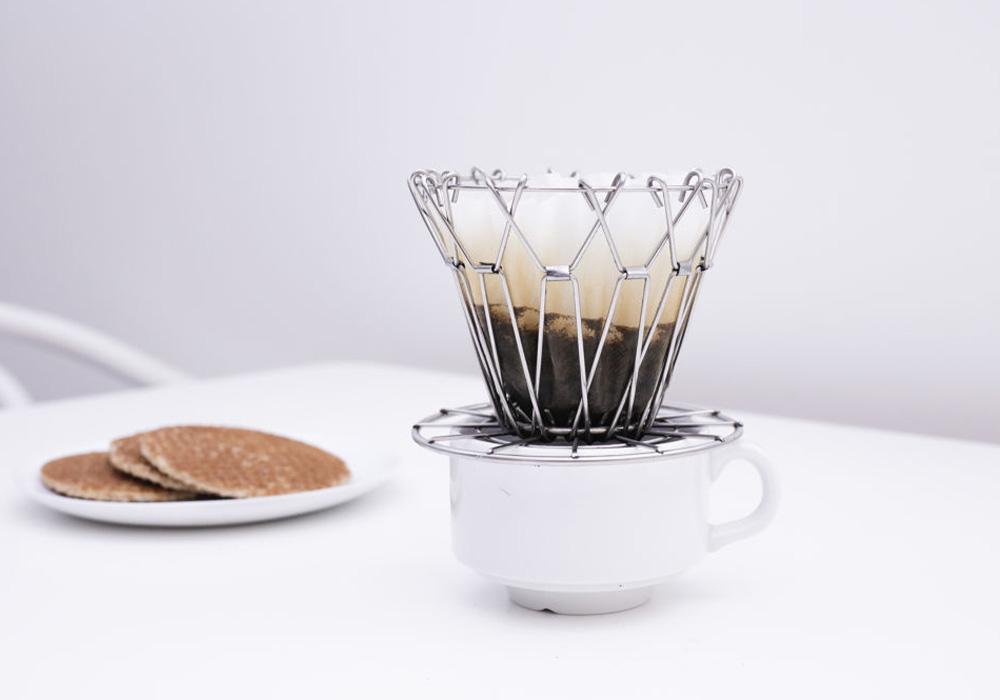Collapsible Coffee Dripper(コラプシブルコーヒードリッパー)のイメージ写真01