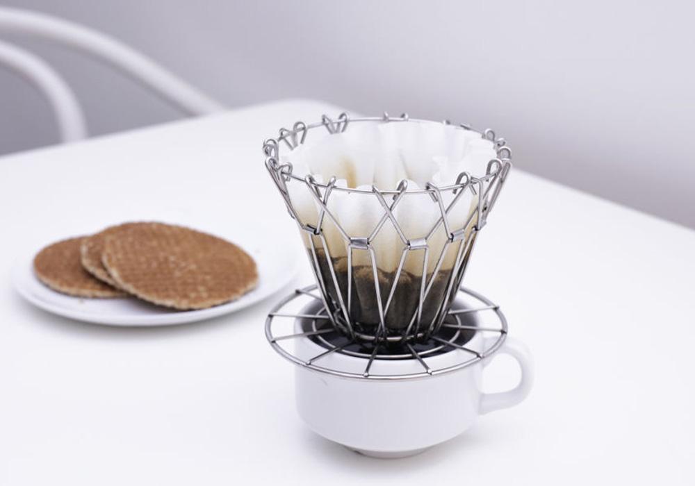 Collapsible Coffee Dripper(コラプシブルコーヒードリッパー)のイメージ写真02