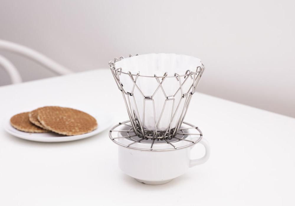Collapsible Coffee Dripper(コラプシブルコーヒードリッパー)のイメージ写真03