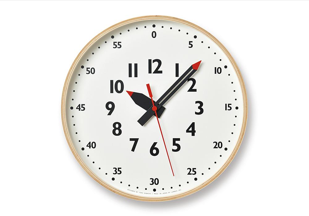 Lemnos fun pun clock(ふんぷんくろっく)のイメージ写真01