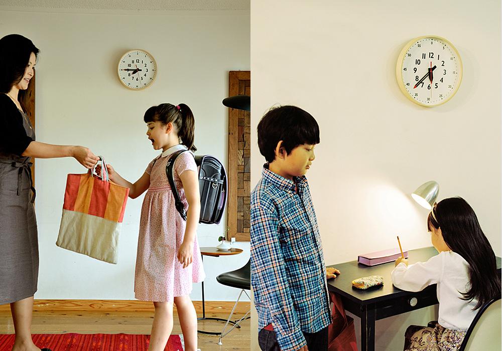 Lemnos fun pun clock(ふんぷんくろっく)のイメージ写真02