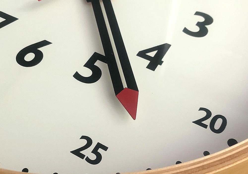 Lemnos fun pun clock(ふんぷんくろっく)のイメージ写真04