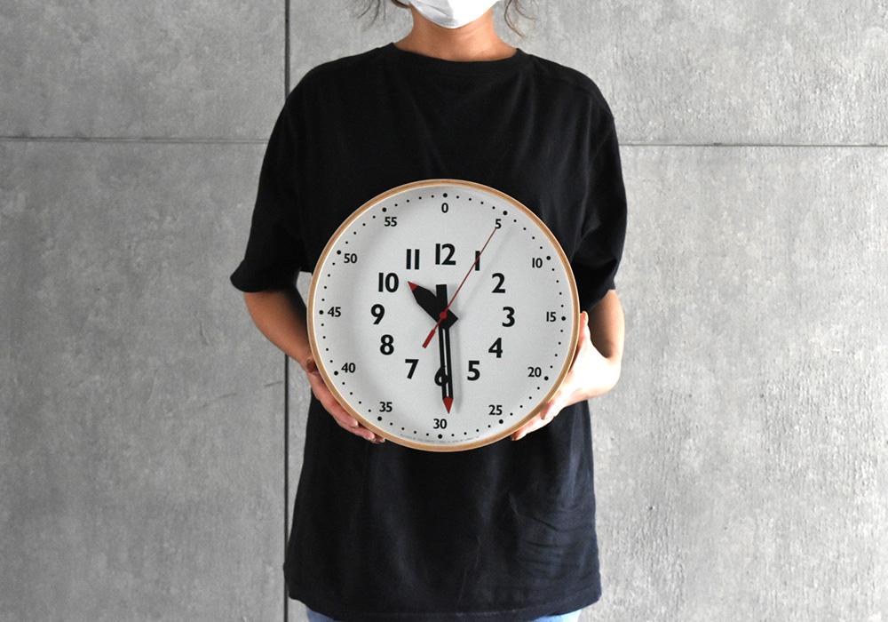 Lemnos fun pun clock(ふんぷんくろっく)のイメージ写真07