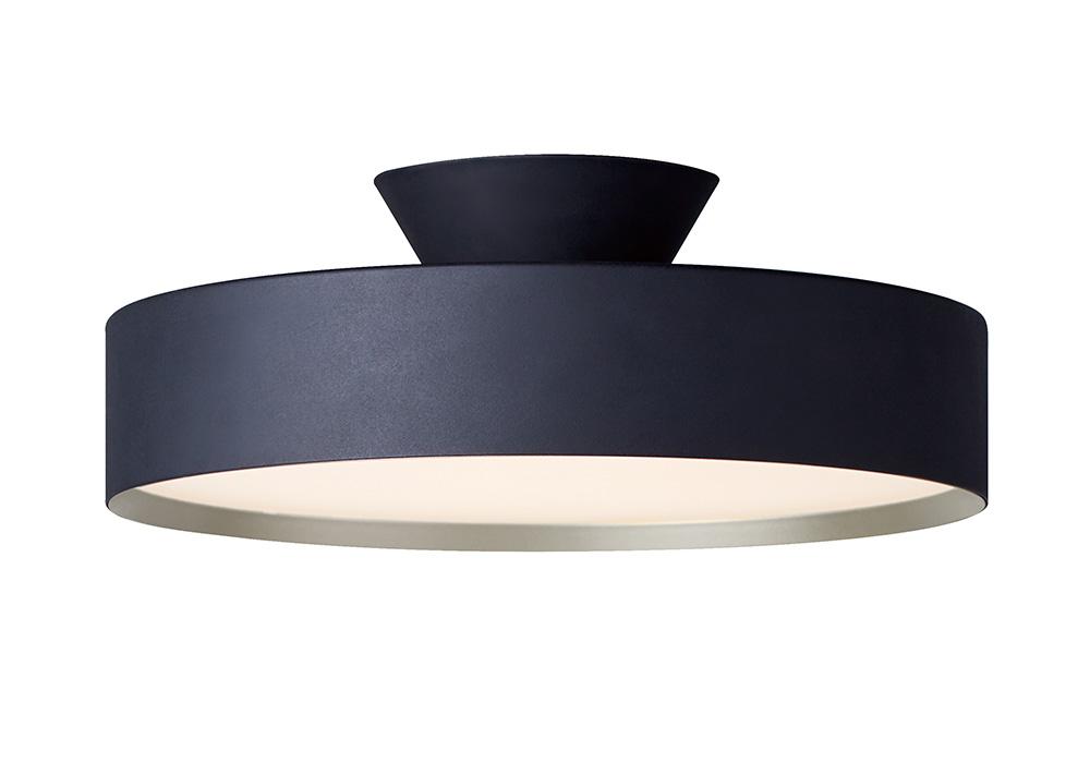 Glow LED-ceiling lamp(グロー LED シーリングランプ)BK/CGDのイメージ写真