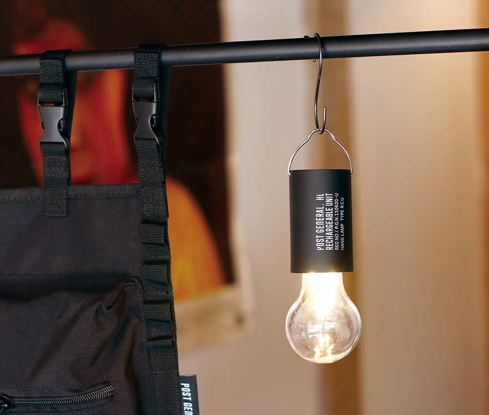 HANG LAMP RECHARGEABLE UNIT(ハングランプ リチャージャブルユニット)のイメージ写真01