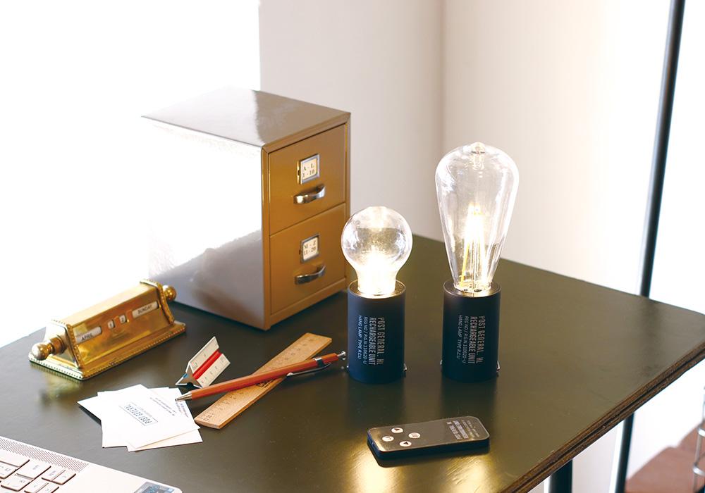 HANG LAMP RECHARGEABLE UNIT(ハングランプ リチャージャブルユニット)のイメージ写真02