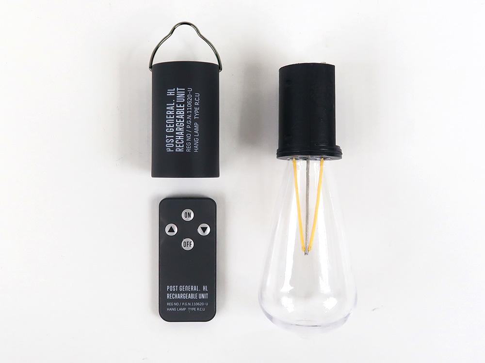 HANG LAMP RECHARGEABLE UNIT(ハングランプ リチャージャブルユニット)タイプ1のイメージ写真02
