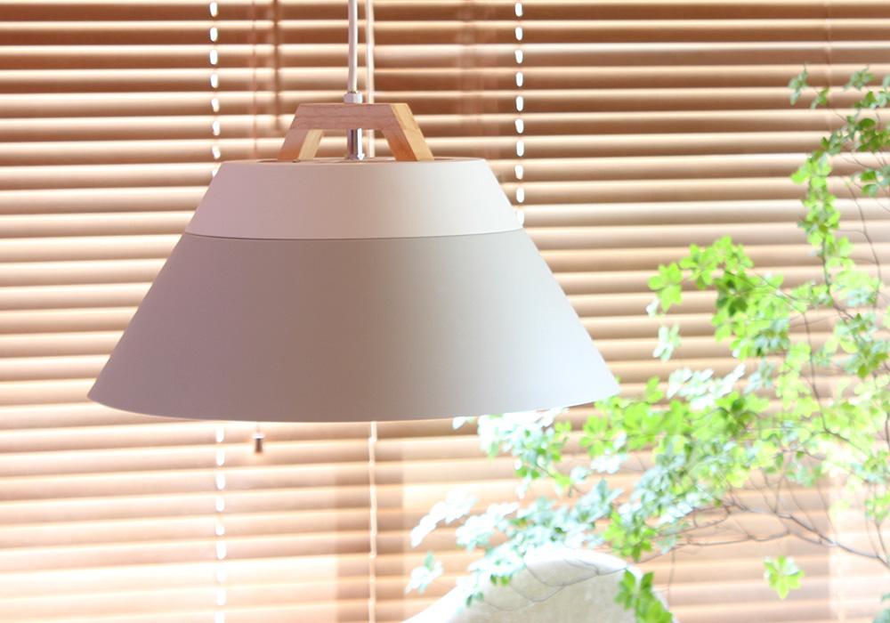 LAMP by 2TONE 3BLUB PENDANT LIGHTのイメージ写真02