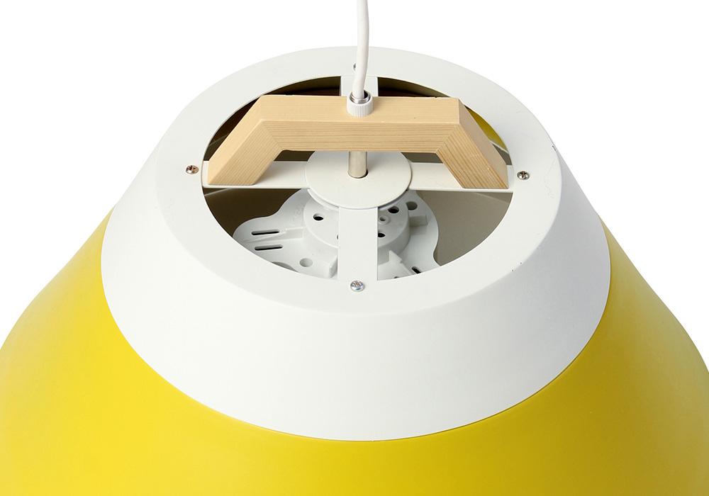LAMP by 2TONE 3BLUB PENDANT LIGHTのイメージ写真04