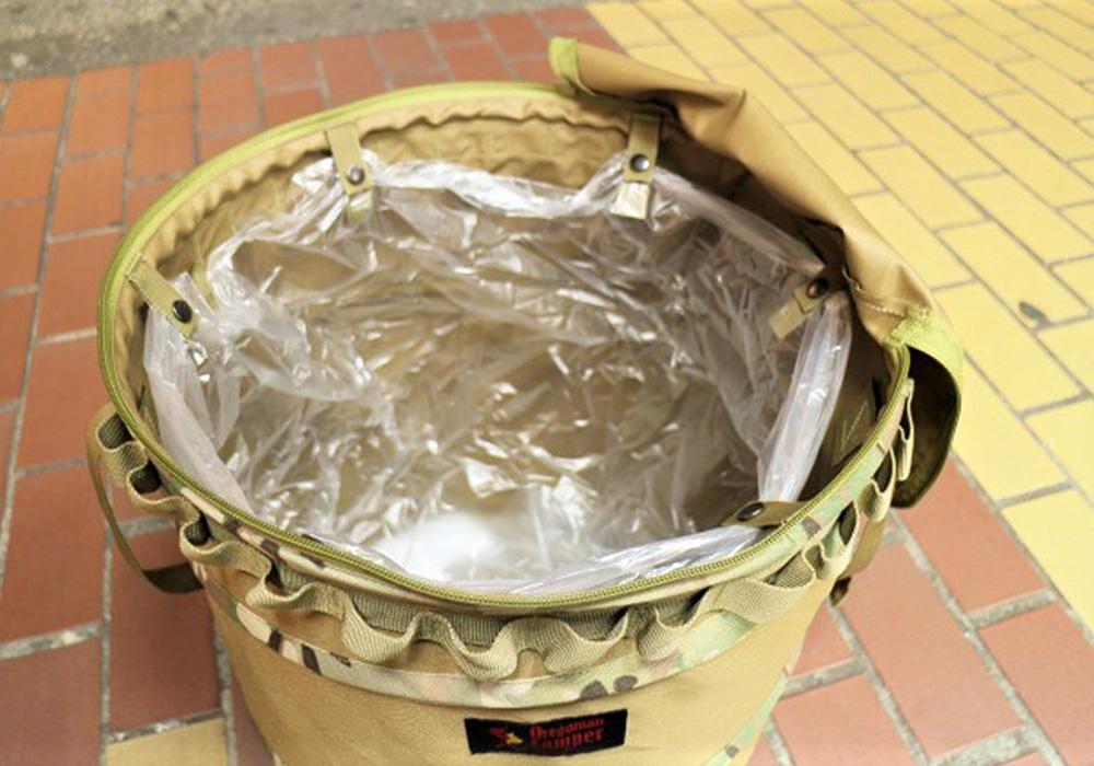 POP UP Trash Box R2(ポップアップ トラッシュボックス R2)のイメージ写真02