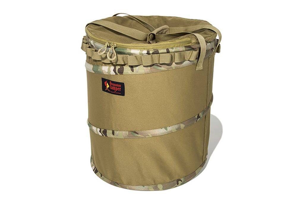 POP UP Trash Box R2(ポップアップ トラッシュボックス R2)コヨーテのイメージ写真01