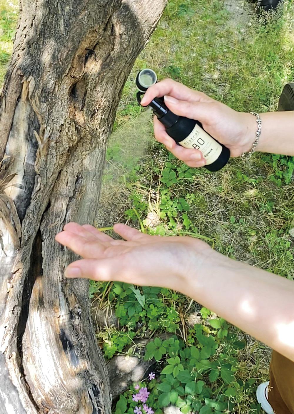 PUMP SPRAY BOTTLE Mistral(ポンプ スプレー ボトル ミストラル)のイメージ写真04