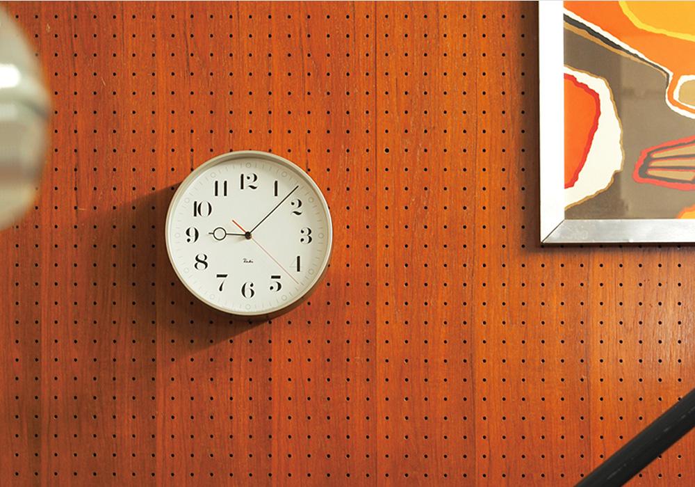 Lemnos RIKI RING CLOCK(リキ リング クロック)のイメージ写真01