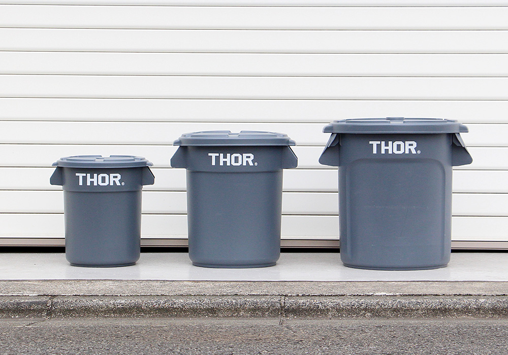 Thor Round Container のイメージ写真04