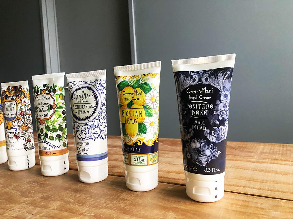 Rudy La Maioliche Hand Cream(ルディ ラ・マヨルカ ハンドクリーム)のイメージ写真02