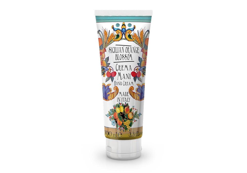 Rudy La Maioliche Hand Cream(ルディ ラ・マヨルカ ハンドクリーム)シチリアンオレンジブロッサムのイメージ写真