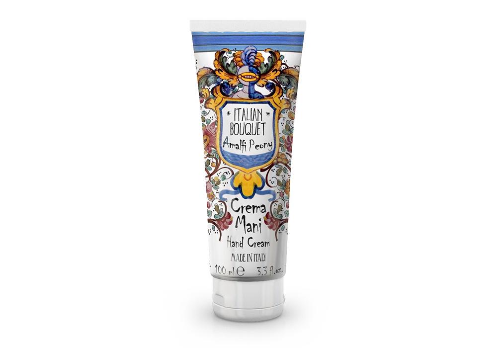 Rudy La Maioliche Hand Cream(ルディ ラ・マヨルカ ハンドクリーム)アマルフィピオニーのイメージ写真