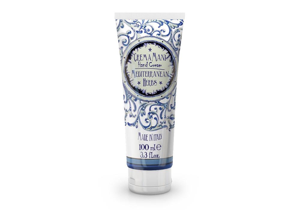 Rudy La Maioliche Hand Cream(ルディ ラ・マヨルカ ハンドクリーム)メディタラニアンハーブのイメージ写真