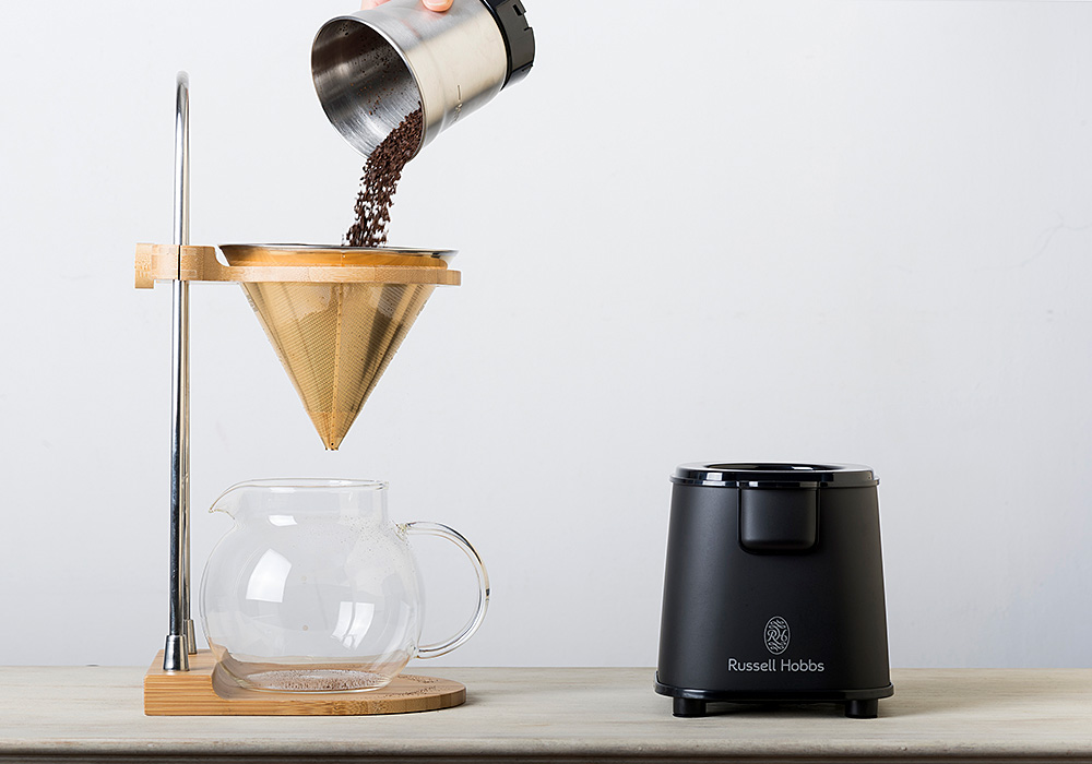 Russell Hobbs Coffee Grinder(ラッセルホブス コーヒーグラインダー)のイメージ写真02