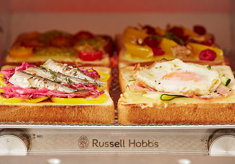 Russell Hobbs Oven Toaster(ラッセルホブス オーブントースター)のイメージ写真03