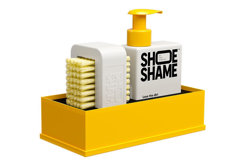 SHOE SHAME Lose the dirt Kit(シューシェイム ルーズ ザ ダート キット)のイメージ写真01