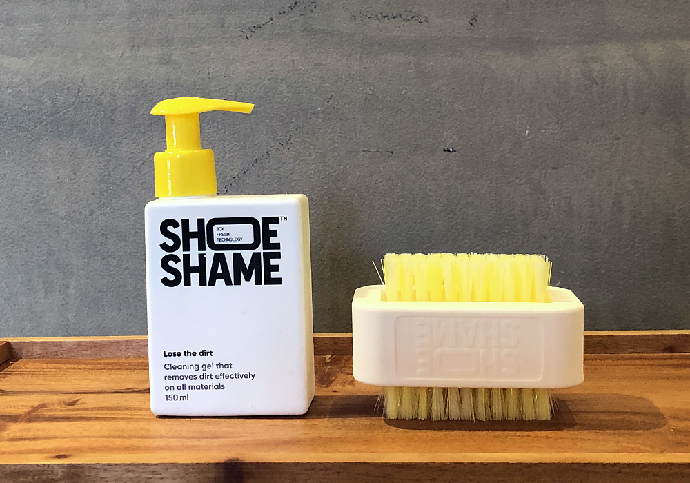 SHOE SHAME Lose the dirt Kit(シューシェイム ルーズ ザ ダート キット)のイメージ写真03