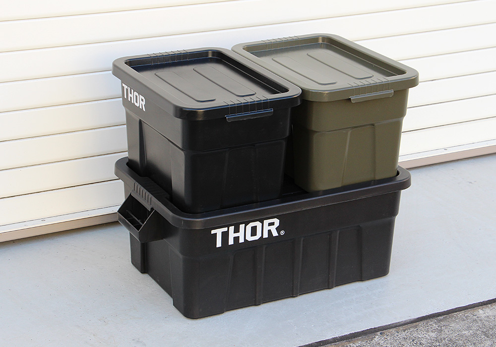 Thor Large Totes With Lidのイメージ写真02