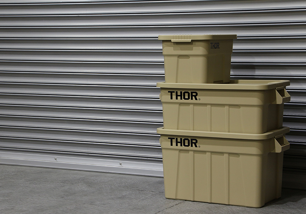 Thor Large Totes With Lidのイメージ写真03