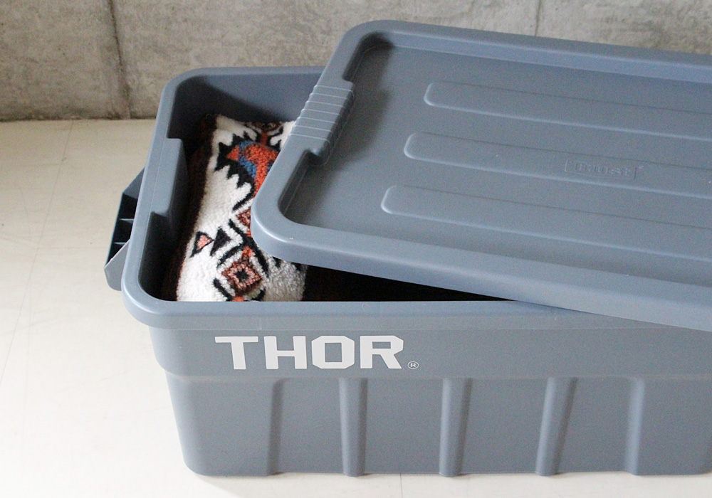 Thor Large Totes With Lidのイメージ写真04