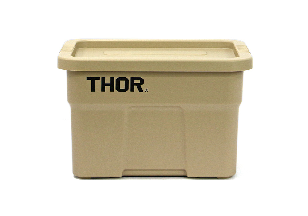 Thor Large Totes With Lid Coyoteのイメージ写真01
