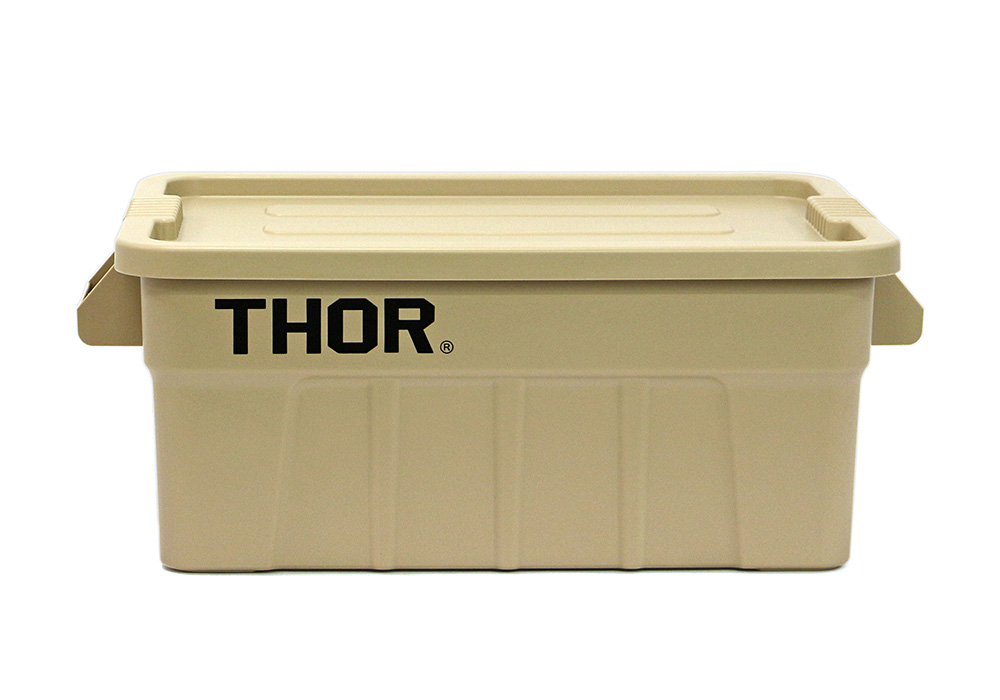 Thor Large Totes With Lid Coyoteのイメージ写真02