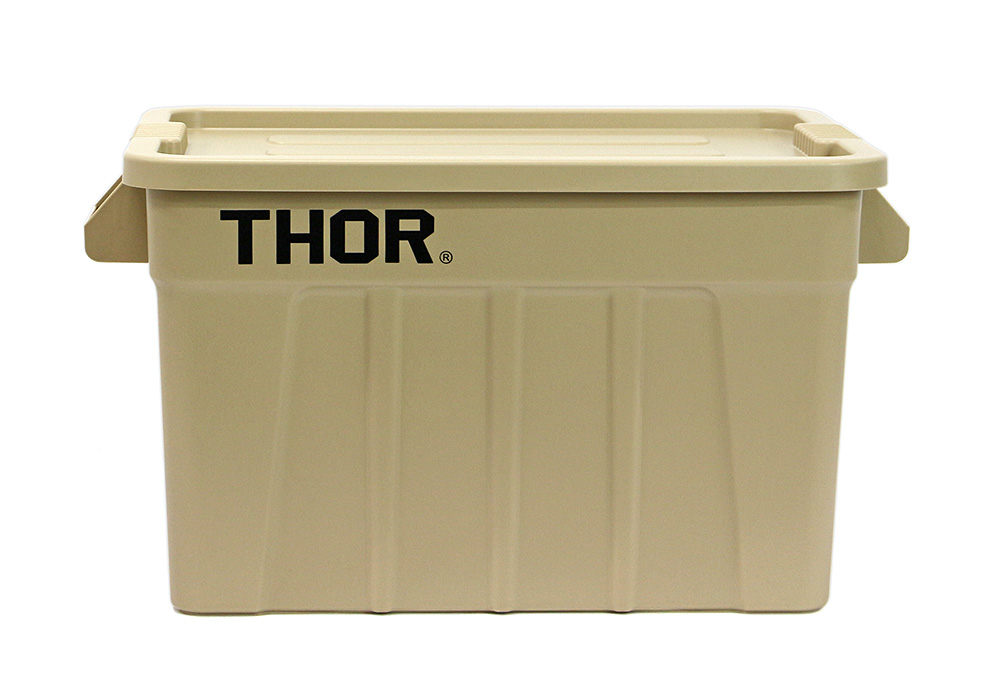 Thor Large Totes With Lid Coyoteのイメージ写真03