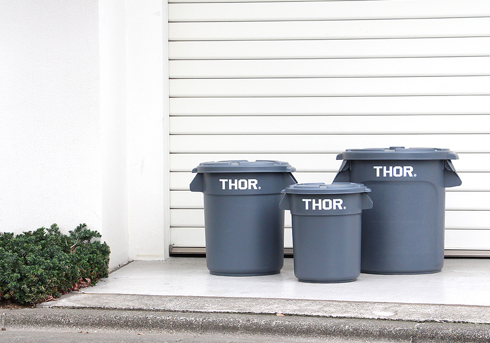 Thor Round Containerのイメージ写真01