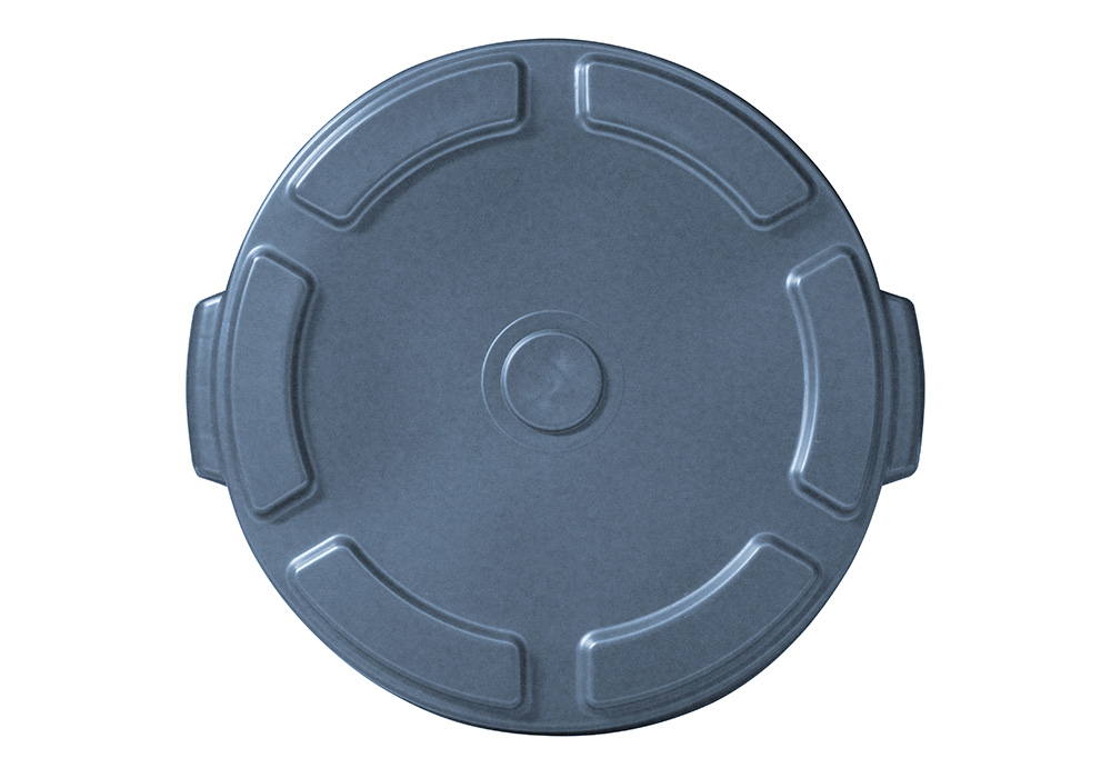 Thor Round Container Grayのイメージ写真01