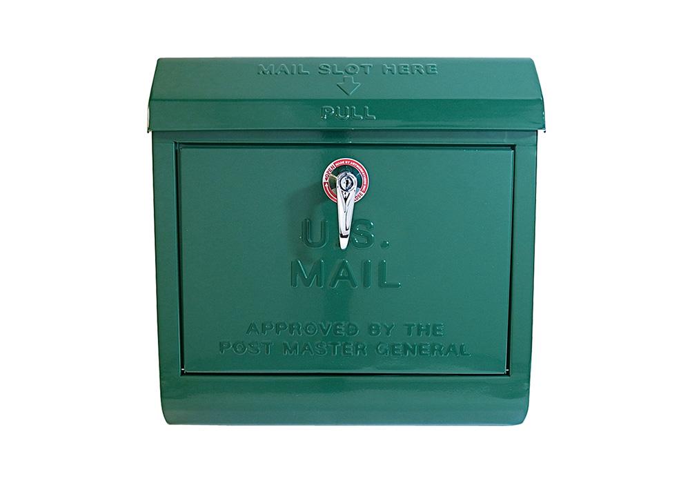 U,S, Mail box 1(ユーエス メールボックス 1)GN (グリーン)のイメージ写真