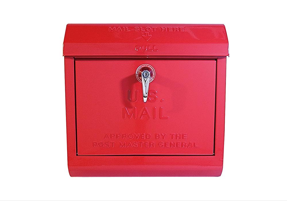 U,S, Mail box 1(ユーエス メールボックス 1)RD (レッド)のイメージ写真